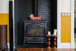 Projekty,  Salon zaprojektowane przez Angelika Moroz interior design