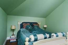 Angelika Moroz interior design 의  침실
