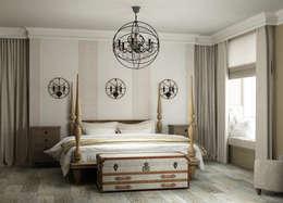 خواب گاه by Eclectic DesignStudio