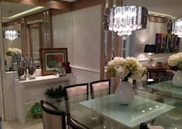 Sala de Jantar: Sala de jantar  por DecaZa Design