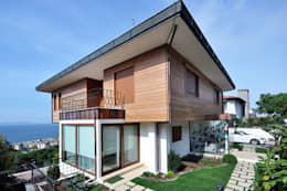modern Houses by Emrah Yasuk