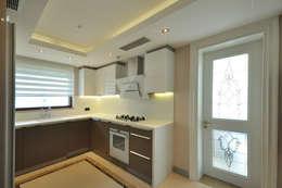 Emrah Yasuk – Mutfak: modern tarz Mutfak