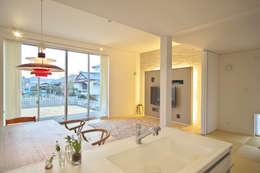 ausgefallene Wohnzimmer von artect design - アルテクト デザイン