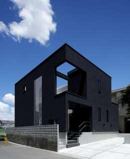 Дома в . Автор – artect design - アルテクト デザイン