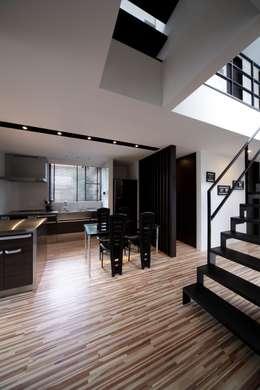 Столовые комнаты в . Автор – artect design - アルテクト デザイン