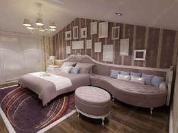 Fabbrica Mobilya – T.H House: klasik tarz tarz Yatak Odası