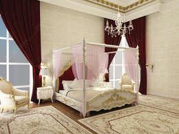 Fabbrica Mobilya – NN House: klasik tarz tarz Yatak Odası