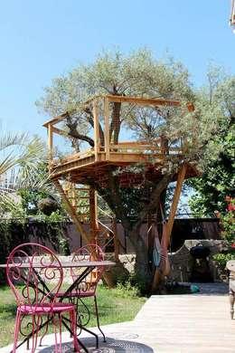 4 dise os geniales de casas en rboles para todas las edades - Cabana txantxangorria ...