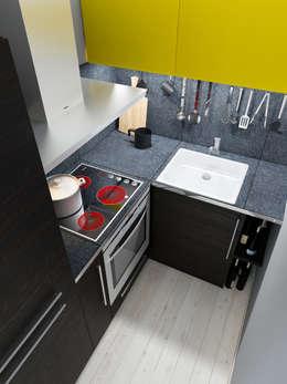 Nhà bếp by Architecture du bain