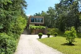 Villa Bosch en Duin:   door A12 architectuur bna