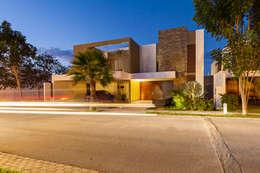 moderne Huizen door Enrique Cabrera Arquitecto