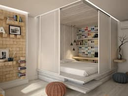 Cuartos de estilo industrial por YOUR PROJECT