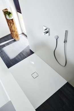 piatto doccia filo pavimento 10 spunti di design. Black Bedroom Furniture Sets. Home Design Ideas