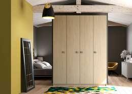 scandinavian Dressing room by Centimetre.com