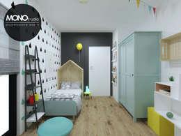 Tendenziell Blau: 6 Farben für Kinderzimmer