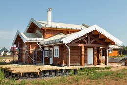 Smart Wood - норвежский дом: Дома в . Автор – Smart Wood