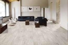 Pareti In Legno Bianco : Pavimento effetto legno quando l estetica sposa la funzionalità