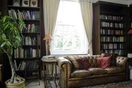 مكتب عمل أو دراسة تنفيذ Bandon Interior Design