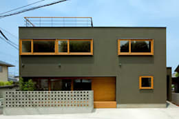 group-scoop architectural design studio의  주택
