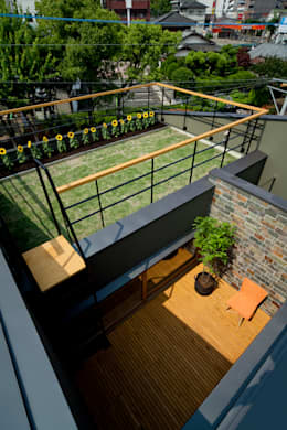 group-scoop architectural design studio의  정원