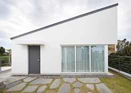 eridu: johsungwook architects의  주택