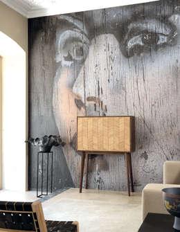 Livings de estilo moderno por Mon Entrée Design.com