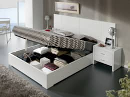 modern Bedroom by DECORSIA HOME,S.L.