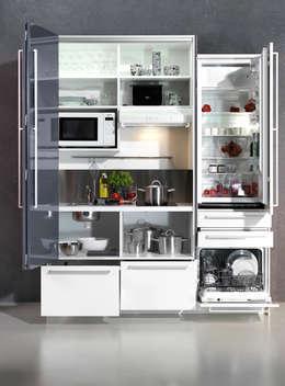 Dick Küchen: eklektik tarz tarz Mutfak
