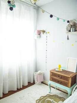 غرفة الاطفال تنفيذ Tu Cajon Vintage Shop