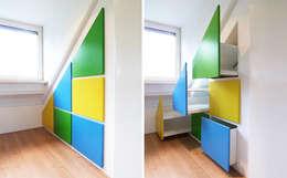 WEBERontwerpt | architectenbureau의  아이 방