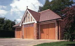 Garages & sheds by The Garage Door Centre Limited