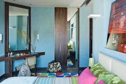 6 combinazioni di colore perfette per la camera da letto! - Pareti Azzurre Camera Da Letto