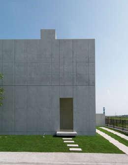 RC BOX House: 株式会社アルフデザインが手掛けた家です。