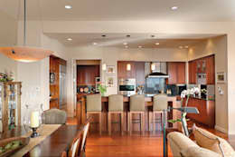 classic Kitchen by Uptic Studios