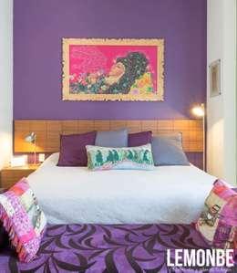 LEMONBE: modern tarz Yatak Odası