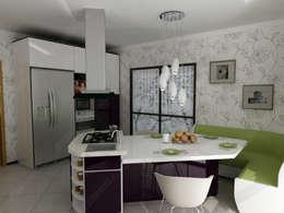 Fabbrica Mobilya – Özel Ev Tasarımı: modern tarz Mutfak