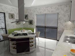Fabbrica Mobilya – Özel Ev Tasarımı: klasik tarz tarz Mutfak