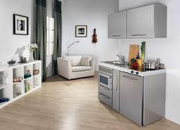 modern Kitchen by lemoboo AG