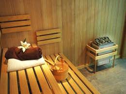 Бассейн в . Автор – Oceanic Saunas