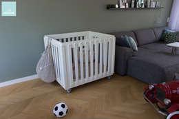 ukkepuk meubels : endüstriyel tarz tarz Çocuk Odası