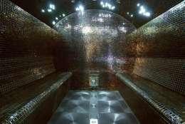 modern Spa by Oceanic Saunas