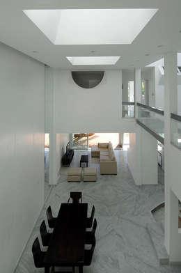 modern Houses by Estudio Sespede Arquitectos