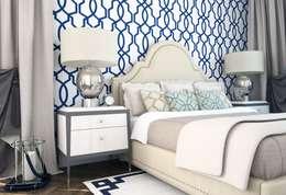 Квартира в Караганде: Спальни в . Автор – seven2seven studio