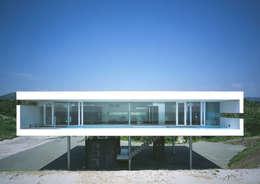 アトリエ環 建築設計事務所의  주택