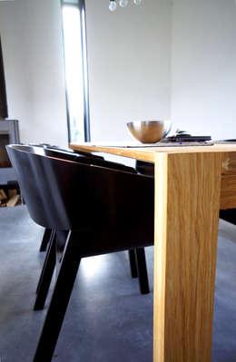 کھانے کا کمرہ by Grid Architekci