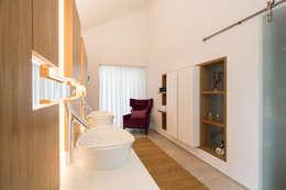 Projekty,  Łazienka zaprojektowane przez schulz.rooms