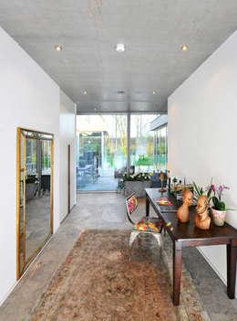 Architekten Spiekermann:  tarz Koridor ve Hol