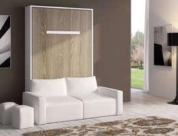 Dormitorios de estilo  por Avant Haus