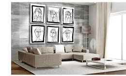 Muren & vloeren door Bimago