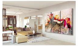 Paredes y pisos de estilo clásico por Bimago